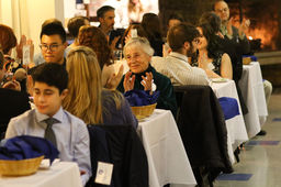 The 9th Annual Senior Class and Board of Trustees Dinner