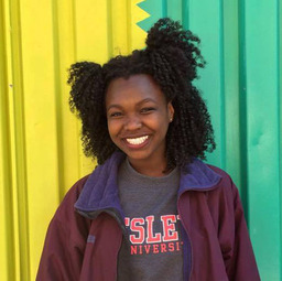 Catch Up With Wesleyan University Freshman Afrah Boateng '16