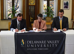 New Partnership With Delaware Valley University Enables Solebury School Students to Earn College Credits