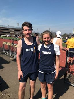 Track and Field School Records Broken at Saturday's Meet