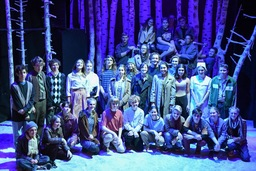 """Let the Right One In,"" Our Fall Production, Wraps Up Four Sold-Out Performances"