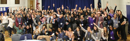 Students Attend Global Gathering Conference in New York City