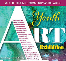 Solebury School to Be Featured in the 2019 Phillips' Mill Youth Art Exhibition