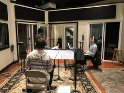 Solebury Elite Ensemble Records at MorningStar Studios