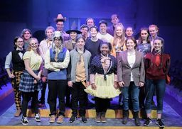 The SoleStage Players' Wrap Up Fall Production