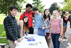 Every year, students inspire ideas for new clubs at Solebury.